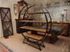 Фото 7. Мебель в индустриальном стиле
